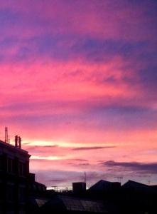 Sunrise North London
