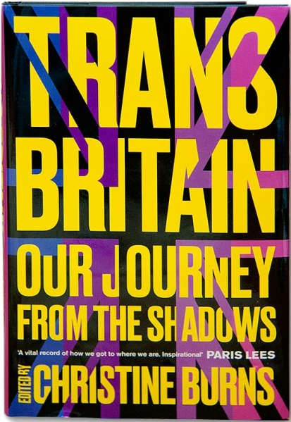 Cover of book 'Trans Britain'